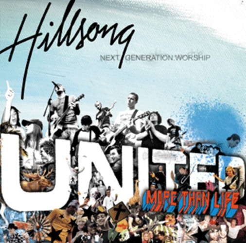 HillsongUnited Live 5 - More than life(CD+DVD)