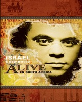 Israel Houghton and New Breed - ALIVE IN SOUTH AFRICA (DVD)