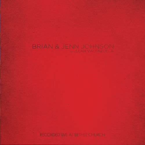 Brian & Jenn Johnson - Undone (CD)
