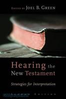 Hearing the New Testament, 2d Ed. (PB): Strategies for Interpretation