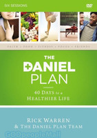 Daniel Plan Journal (DVD): 40 Days to a Healthier Life (The Daniel Plan)