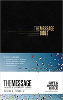 Message: Gift and Award Bible (Imitation Leather)
