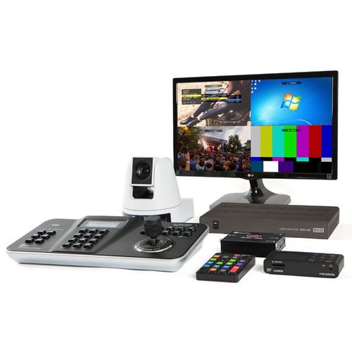 중소교회용 HD 영상시스템