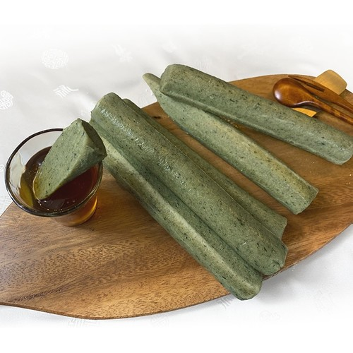 제주 한라참쑥을 듬뿍넣은 인현수라간 현미쑥 가래떡 (1kg)