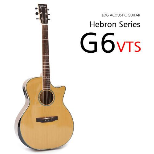 로그 2020 Hebron G6 VTS 어쿠스틱 기타