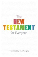 New Testament for Everyone: With New Introductions, Maps and Glossary of Key Words (소프트커버) - 신약성경