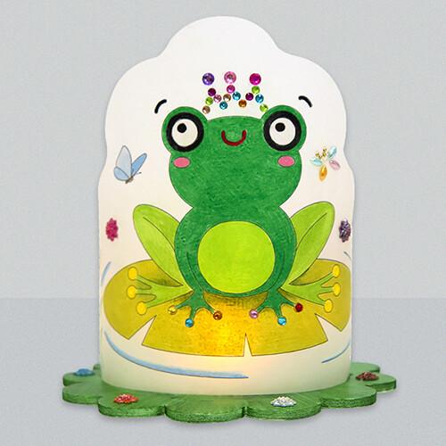 [아트공구43-1] 동물 개구리 조명등(전등갓) 만들기