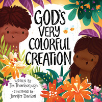 Gods Very Colorful Creation (Very Best Bible Stories series) (Hardcover)