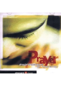 Prayer - expressions of worship (CD)