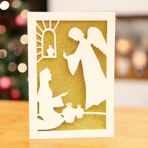 하베스터 크리스마스 카드 - 아베 마리아 2