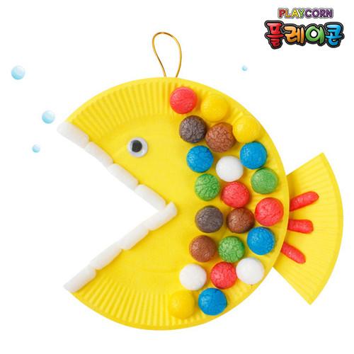 [플레이콘] 물고기만들기