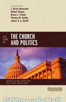 Five Views on the Church and Politics (Counterpoints: Bible and Theology) (PB)