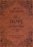 Hope for Each Day Morning and Evening Devotions (HB)