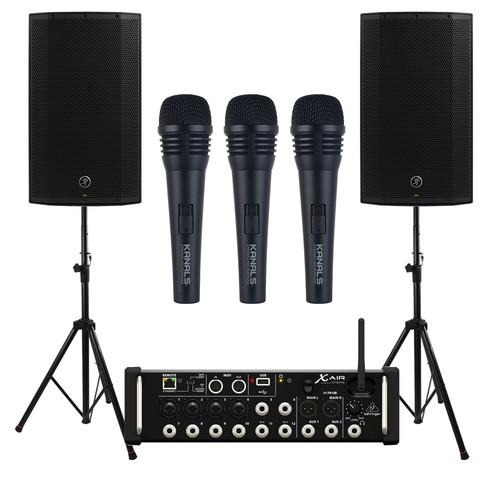 30~40평 이동형 음향시스템 4