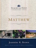 Matthew (Series: Teach the Text Commentary Series) (양장본)