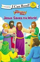 Beginners Bible Jesus Saves the World (I Can Read! / The Beginners Bible)
