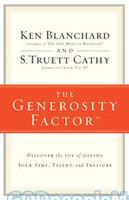 Generosity Factor (PB)