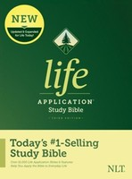 NLT: Life Application Study Bible, Third Edition (HB)