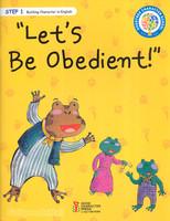 Lets Be obedient (Step1) - 좋은나무성품학교 영어 성품 교재 시리즈