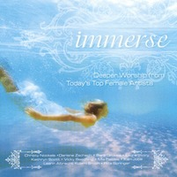 Immerse: Deeper Worship from Todays Top Female Artists CD (CD)
