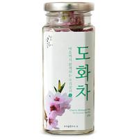 도화차 10g (0.5gx20삼각티백) /복숭아꽃차/꽃차