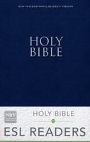NIrV: Holy Bible for ESL Readers (Paperback, Blue) 소프트커버, 파랑색