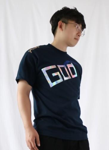 GOD반팔티셔츠