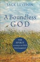 Boundless God: The Spirit according to the Old Testament (소프트커버)