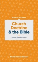 Church Doctrine and the Bible: Theology in Ancient Context (Scripture in Context Series) (소프트커버)