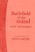 Battlefield of the Mind New Testament (Imitation Leather) - 신약성경(AMP)