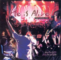 Christian Musician Festival  2004 - He is alive! (CD)