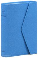 Holy Bible 개역한글판 성경전서 소 단본 (색인/지갑식/라이트블루/62HB)