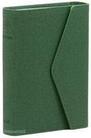 Holy Bible 개역한글판 성경전서 소 단본 (색인/지갑식/그린/62HB)