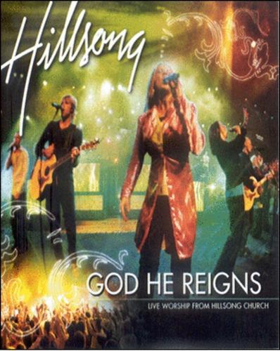 Hillsong Live Worship - God He Reigns (DVD)