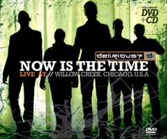 Delirious? Live - NOW IS THE TIME (DVD CD)