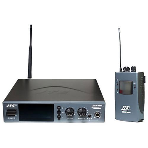 JTS 인이어 모니터링 시스템 SIEM-111