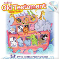 My First Old Testament Bible Stories with Audio CD (Padded HB)