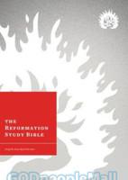 ESV: Reformation Study Bible (2015, HB, White)