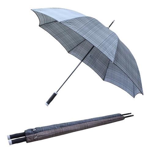 보그 75 프리미엄 체크 골프 우산