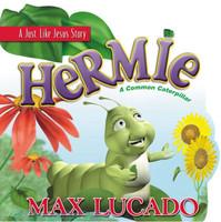 Hermie (Board Book) A Common Caterpillar Board Book