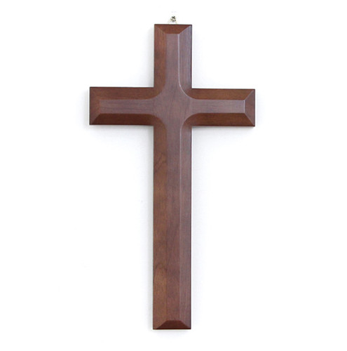 고급 원목 십자가 - 표준 (소) / K-0087