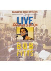 Bob Fitts밥 피츠 - Live Worship (CD)