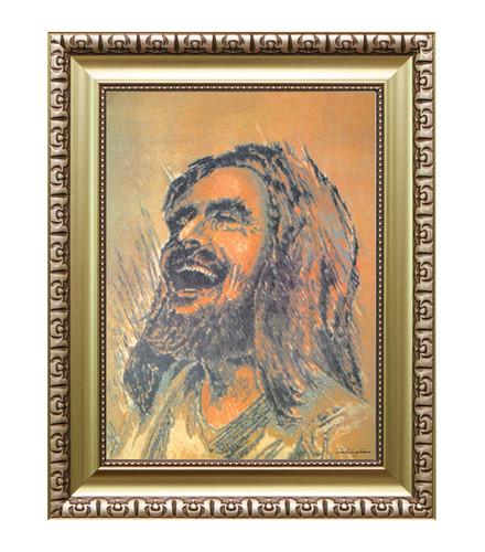 성화액자-8절 / 웃으시는 예수님