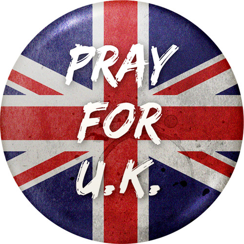 Pray for 핀버튼 - 영국