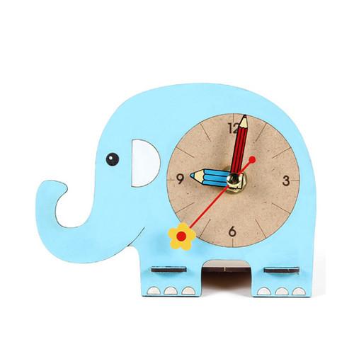[영공방] 탁상시계-코끼리(CM-856)