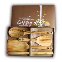호주산 캄포나무 조리기구 단품/세트