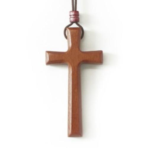 믿음 십자가 목걸이