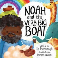 Noah and the Very Big Boat (Very Best Bible Stories series) (Hardcover)