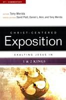 Exalting Jesus in 1 & 2 Kings (Paperback)
