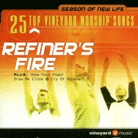 25 Top Vineyard Worship Songs - Refiner`s Fire (2CD)